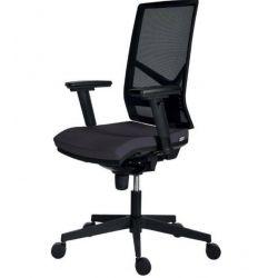 d998b2728c0fb Kancelárska stolička Antares 1850 SYN Omnia, tm. sivá, záruka 5 rokov